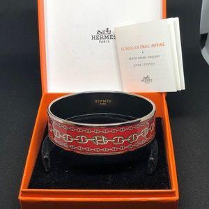 Hermes bangle bracelet